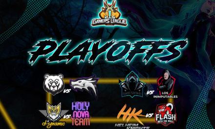 Se vienen los cuartos de final de la Liga Gamers de San Luis