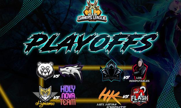 Ya están los cuatro clasificados a la semifinal de la Liga Gamers de San Luis