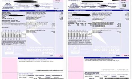 Edesal culpa a los usuarios por consumir más en cuarentena