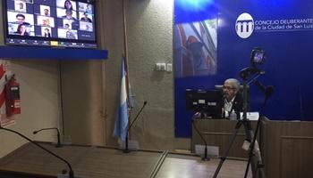 """Concejo Deliberante: """"Hemos probado un sistema digital y es posible hacerlo así"""""""