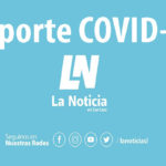 San Luis registró 367 CASOS positivos para COVID-19 y 6 fallecidos