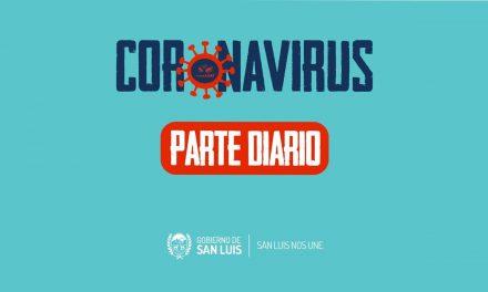 COVID-19: 18 días sin casos positivos