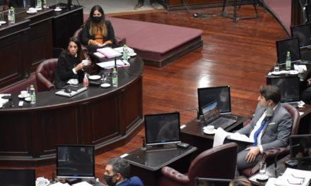 Juan Pablo Funes: Estamos de acuerdo con lo que dejó Macri, pero de San Luis no habló