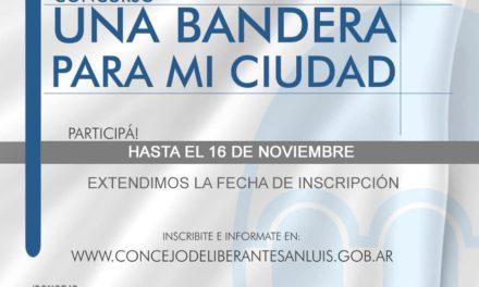 """Concejo Deliberante: Participá de """"Una Bandera para mi Ciudad"""""""