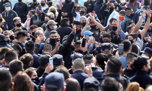 Policía bonaerense: ¿de dónde sale la protesta?