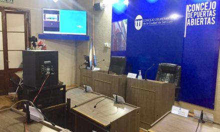 Hoy habrá sesión extraodinaria para votar las sesiones virtuales