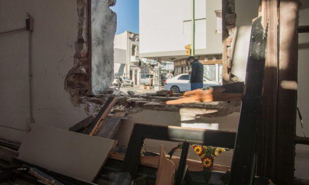PTS:»Repudiamos absolutamente el atentado contra el local de La Cámpora»
