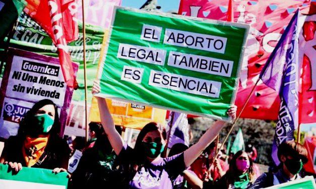 El Aborto Legal también es esencial