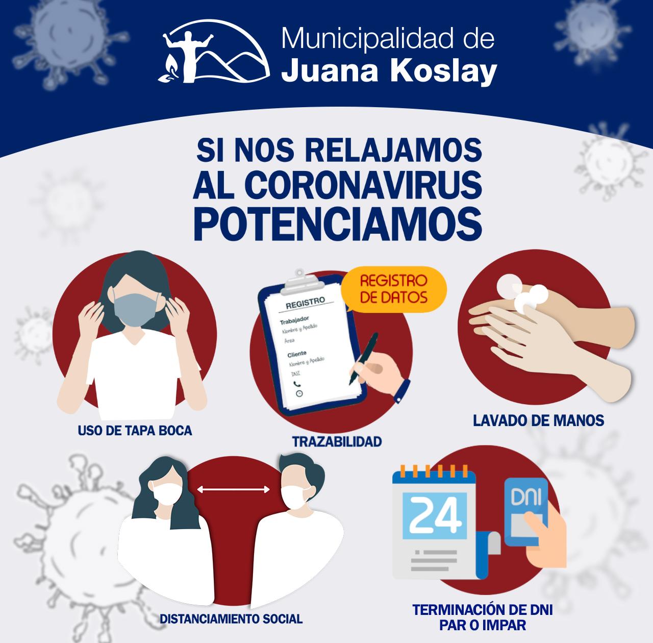 Municipalidad de Juana Koslay