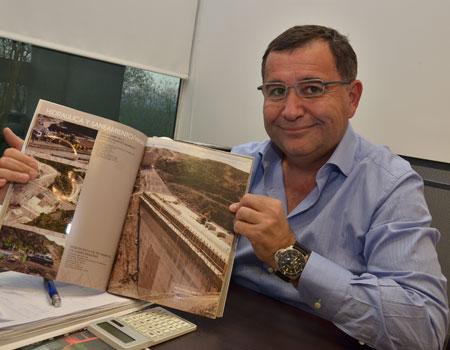 Mario Rovella el Paolo Rocca puntano