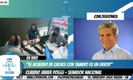 """""""El acuerdo de Cacace con Tamayo fue un tremendo error político"""""""
