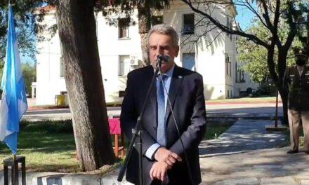 "Agustín Rossi: ""Nadie habló de volver a fase 1"""