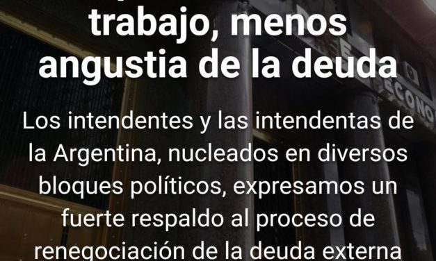 Sólo 13 intendentes de San Luis apoyan a Alberto Fernández