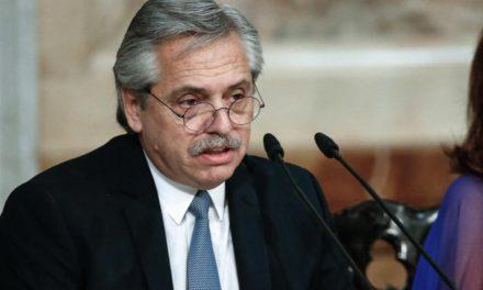 Alberto Fernández presenta la reforma judicial