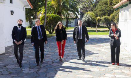Alberto Fernández anunció un plan de obra pública con perspectiva de género