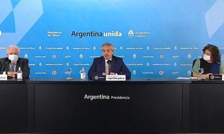 Alberto Fernández: «Este acuerdo le permitirá a la Argentina acceder entre 6 y 12 meses antes a la vacuna»