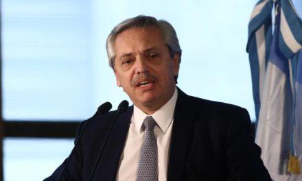 Alberto Fernández habla sobre el caso de Facundo Castro