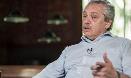 Alberto Fernández, sobre el documento de la oposición: «Es canallesco»