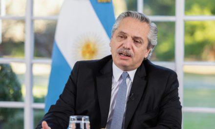 Alberto Fernández sobre el entredicho con Macri por el coronavirus: «No mentir en política es muy importante»