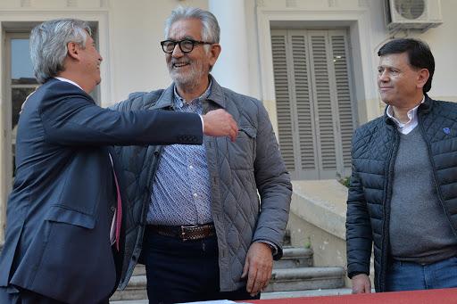 ¿Se viene? Alberto Rodríguez Saá diputado nacional – Mones Ruiz gobernador