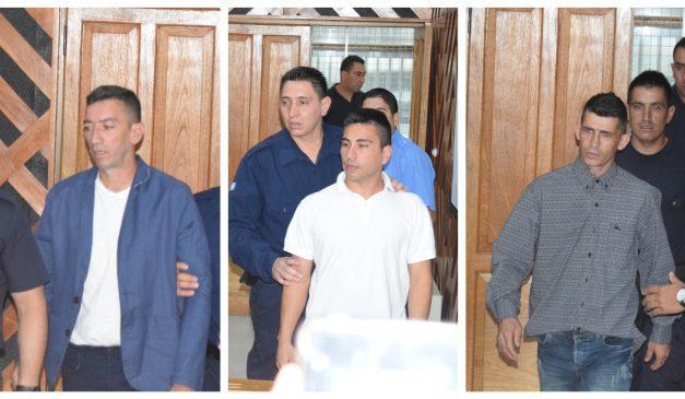 Caso Aguilar: Declararon nula la sentencia contra Vilchez, De Oliveira y Lorenzetti
