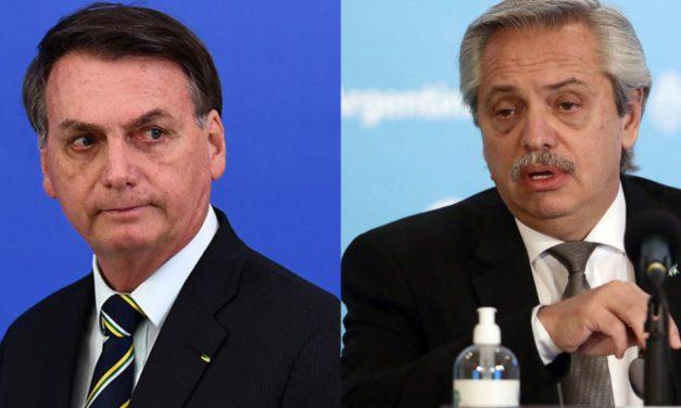 Bolsonaro y Alberto Fernández: dos modelos ante el coronavirus según The Nation