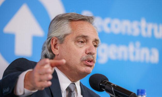 Alberto Fernández: «Debemos abrir un debate en algún momento sobre la legalización de la marihuana»