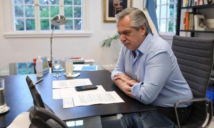 The New York Times subraya que Alberto Fernández «crece en las encuestas»