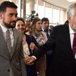 """Gringo Bonino """"Cacace reconoció que recibió ayuda del gobierno en las PAS"""""""