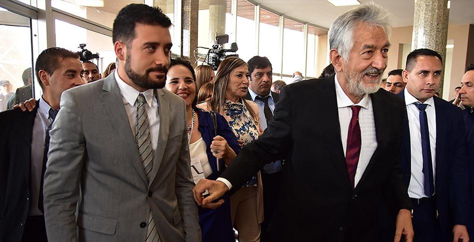 """Alberto no quiere que Villa Mercedes sea la capital """"alternativa"""" de la Nación"""