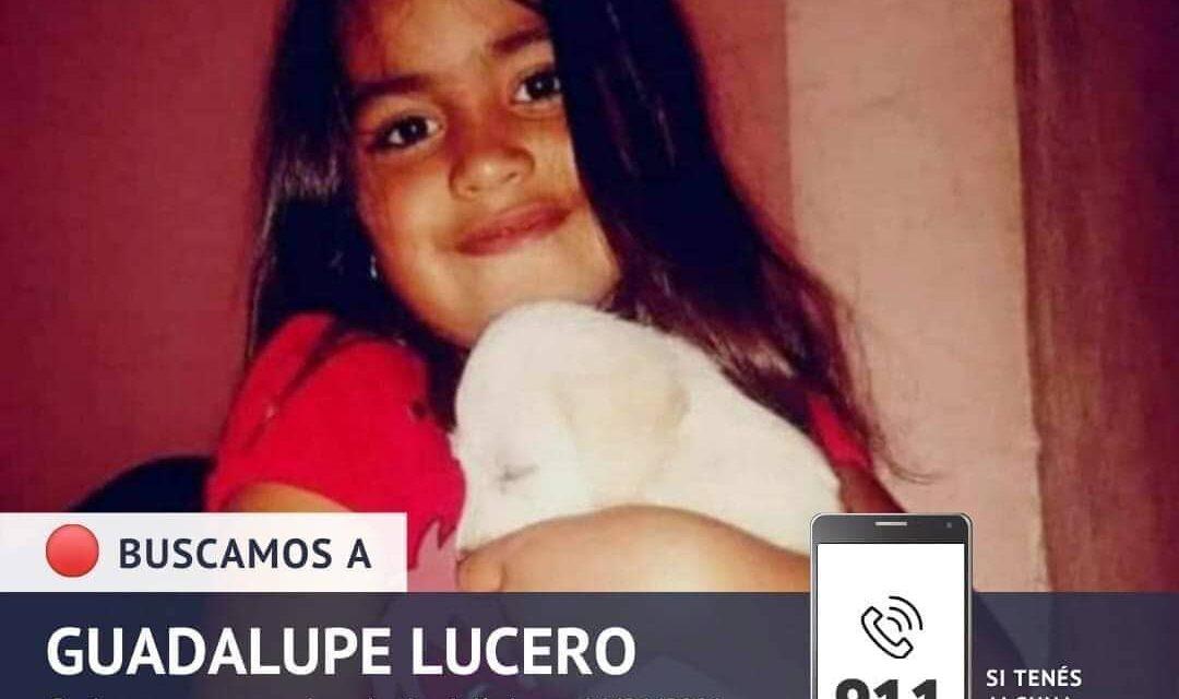 Se activó #AlertaSofia para buscar a #Guadalupe, cualquier información llamá al 911
