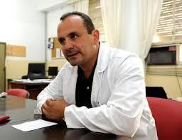 """Sergio Allende: """"Nunca me vio un médico, todo es por llamado de teléfono, nosotros deberíamos estar en casa"""""""