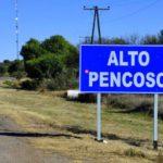 Un hombre desapareció en Alto Pencoso hace 3 días