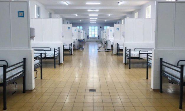 Coronavirus: la ocupación de camas llega al 54,1% en el AMBA