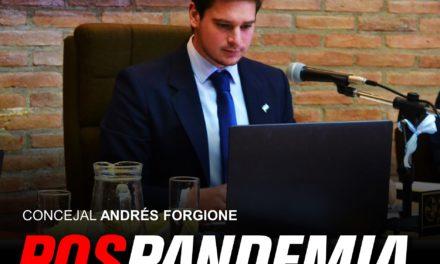 Villa Mercedes: Forgione busca eximir de PAGOs a los comerciantes