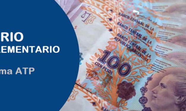 Anses: cómo conocer las fechas de pago del Salario Complementario ATP