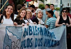 """APHD: """"Las muertes de Morales y Maraguello son crímenes de Estado"""""""