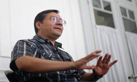 Candidato del MAS en Bolivia denuncia gestión de Jeanine Áñez