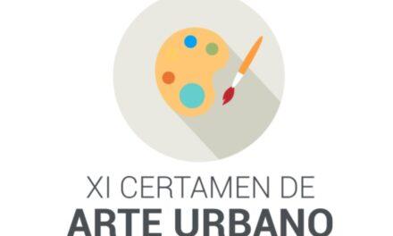 Prórroga del plazo de inscripción XI certamen Arte Urbano