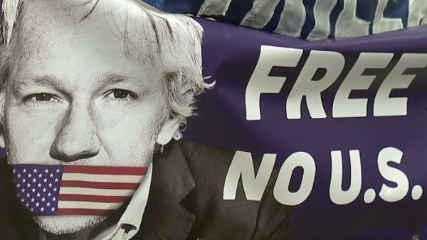 Envían carta abierta reclamando libertad para Julian Assange