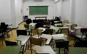 Docentes afirman que las escuelas no están adaptadas para la presencialidad en pandemia