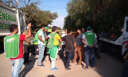 "ATE reclama ""falta de diálogo"" por parte del municipio de MErlo"