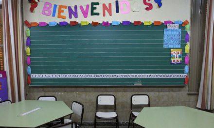 Tras el receso invernal, el próximo lunes comienzan las clases en toda la provincia