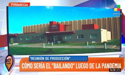 Chato Prada desmintió la llegada de Showmatch a San Luis