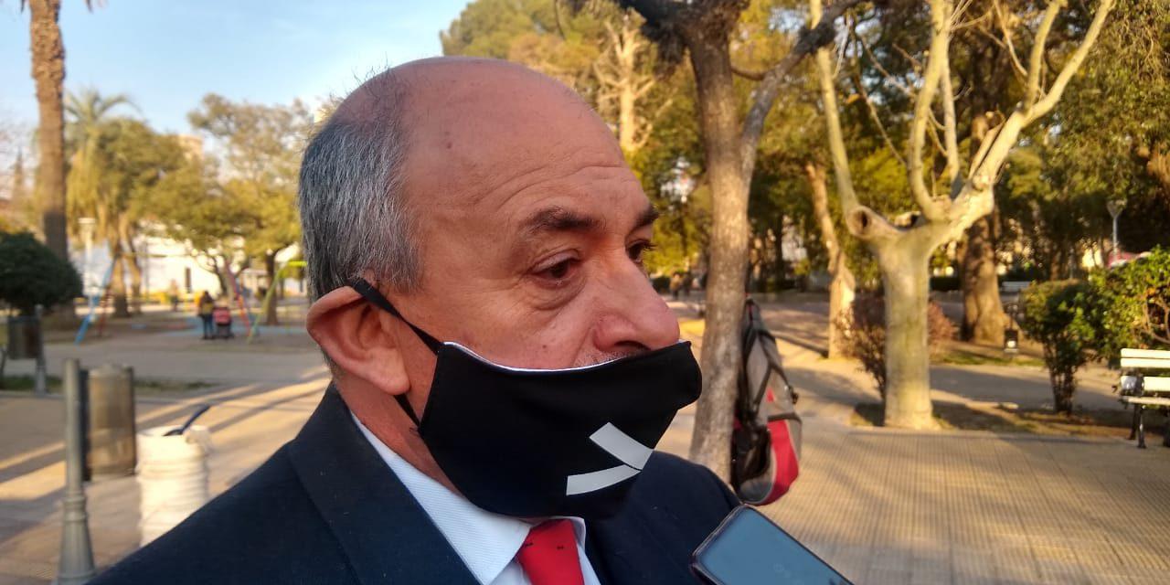 Ricardo Bazla: «Frontera quiere ser Alberto y no se lo vamos a permitir»