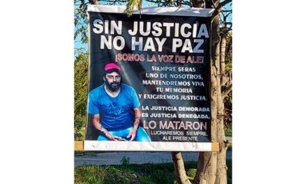 """Caso Ochoa: """"Sin justica, no hay paz"""""""