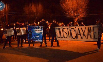 Familiares y amigos de Alejandro Ochoa volvieron a pedir justicia