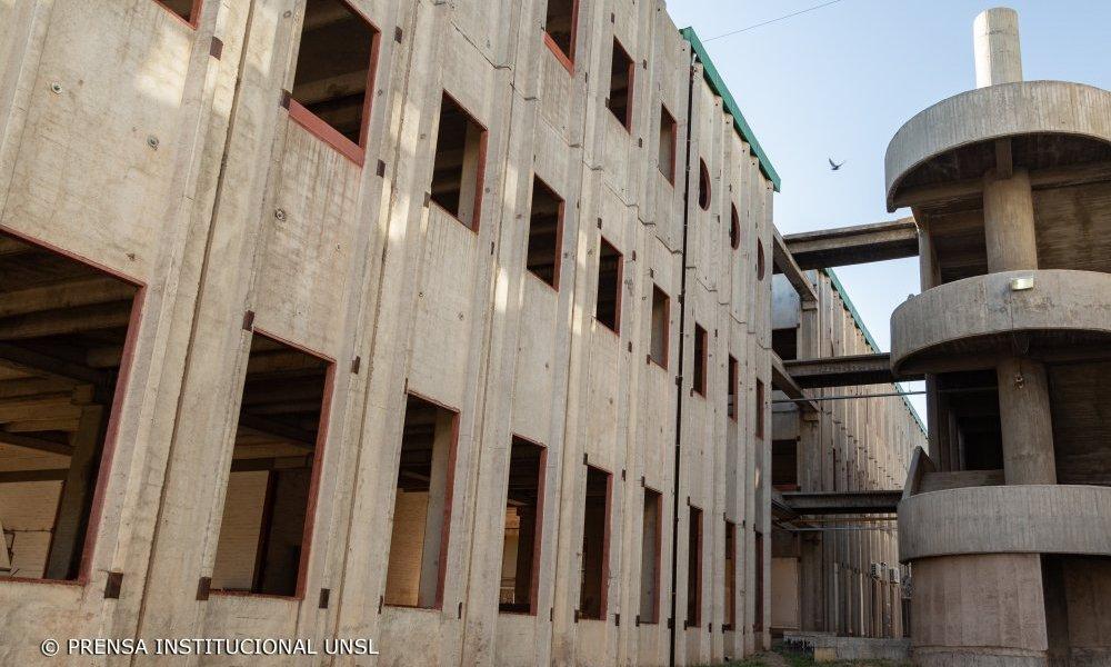 El Ministro de Obras Públicas de la Nación anunció el inicio de obra del Bloque III