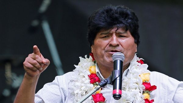 Evo Morales denuncia retrocesos en Bolivia tras golpe de Estado