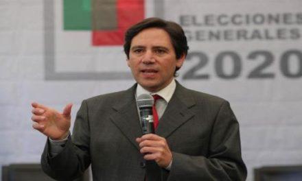 TSE de Bolivia anuncia medidas sanitarias para elecciones